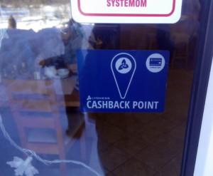 Cashback Lyoness